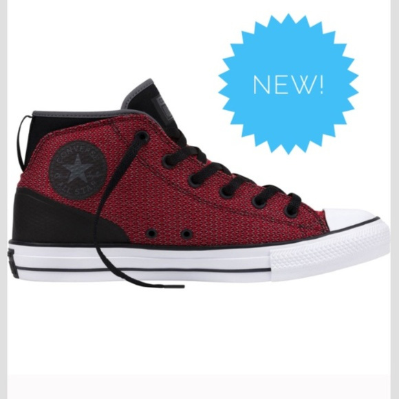 1a9134349310 Converse Chuck Taylor All Star Syde Street Mid